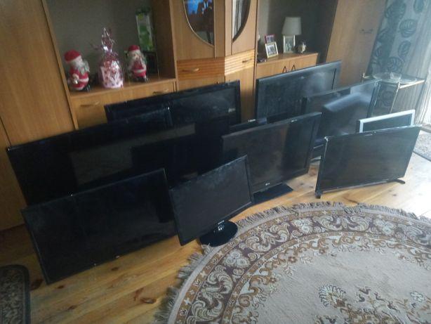 Telewizory LCD 11 sztuk za 100 złotych. Tylko dzisiaj