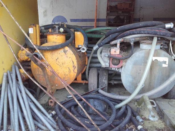 Hudig pompa próżniowa odwadniania igłofiltry igłofiltrów odwodnien