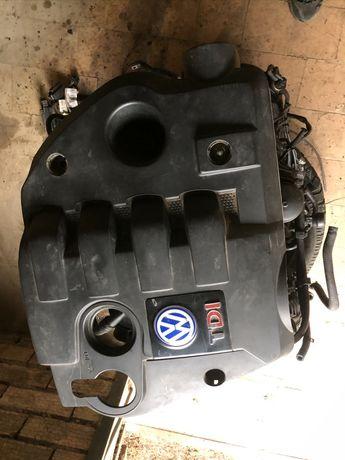 Двигун 1.9tdi volkswagen passat b5