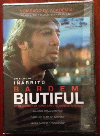Filmes Originais e Selado em dvd - O Ringue - Biutiful -