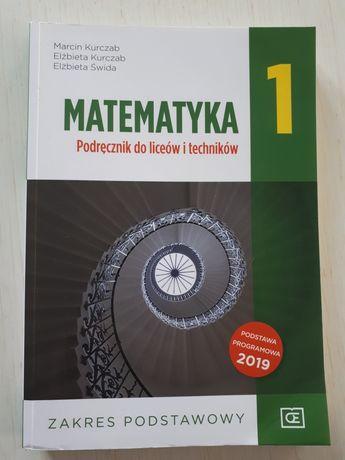 Matematyka 1 podręcznik dla liceów i techników