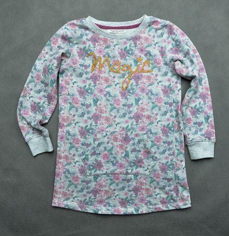 Bluza r.122 CoolClub, tunika, sukienka, bluzka, bluza dresowa