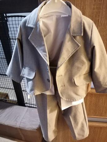 Garnitur  spodnie marynarka koszula