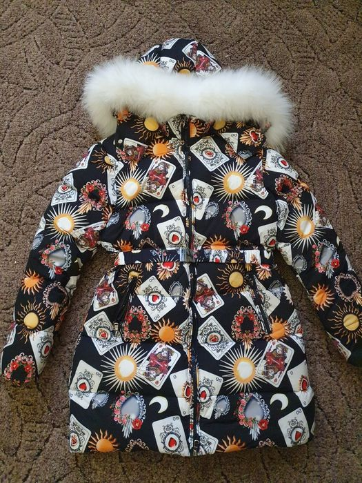 Куртка для девочки Dolce & gabbana Богодухов - изображение 1