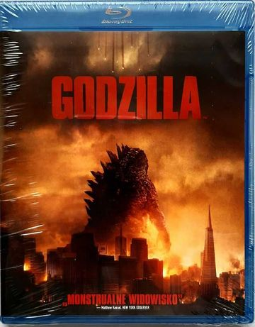 Godzilla (Polskie Wydanie) (Blu-ray) (Folia)