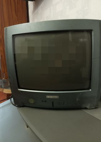 Телевизор Веко, в рабочем состоянии, но есть нюансы. Есть дистанционка