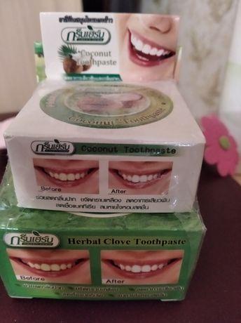 Травяная зубная паста Green herb Таиланд