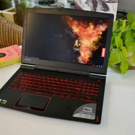Laptop Gamingowy Lenovo legion y520/SSD/GTX 1050 STAN IDEALNY!