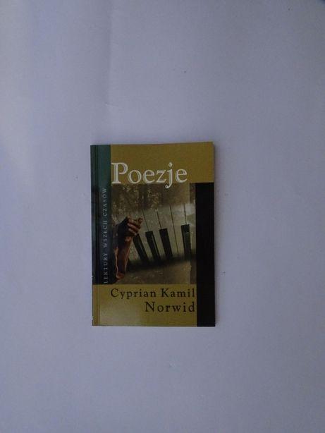 Poezje. Cyprian Kamil Norwid.