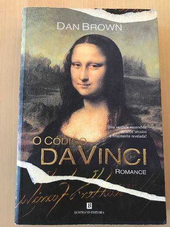 Código Da Vinci - Dan Brown - Livro