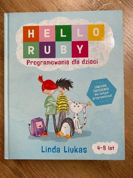 Hello Ruby. Programowanie dla dzieci.