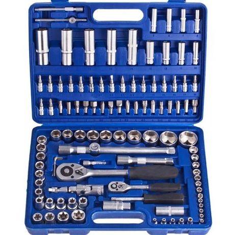 инструменты 108штук, набор / пластиковый кейс, Реинберг / Биты, ключи