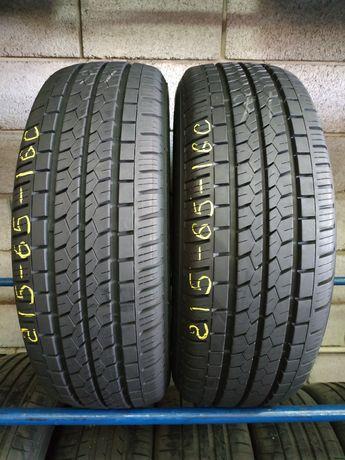 Літні шини 215/65 R16С 106/104T BRIDGESTONE