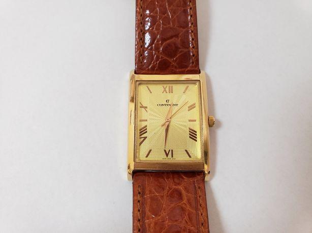 Продам мужские золотые часы Continent