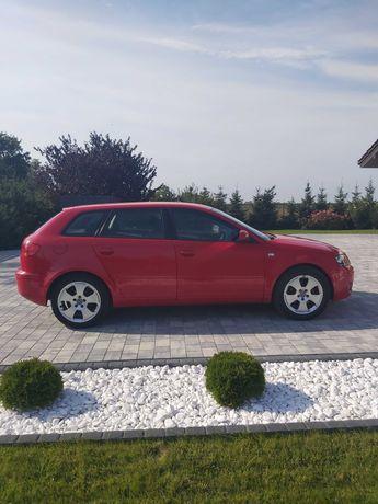 Audi a3 8p sportback felgi 17cali