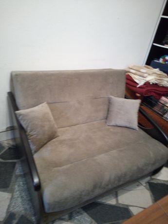 Jednoosobowa kanapa rozkładana