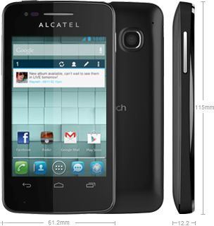 Alcatel One Touch 4030 x