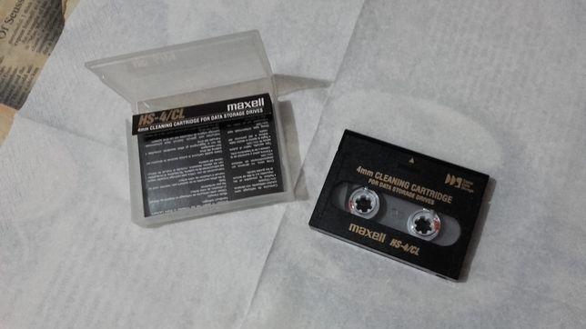 Cassete de limpeza Maxell HS-4/CL