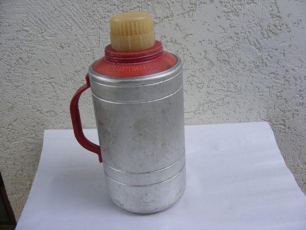 Термос алюминевый