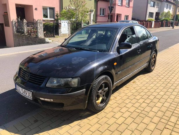 Volkswagen Passat 1.6 - dlugie oplaty