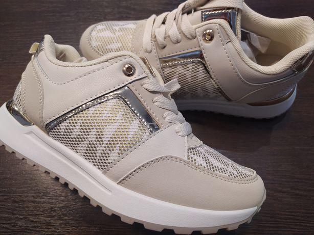Buty sneakersy 37