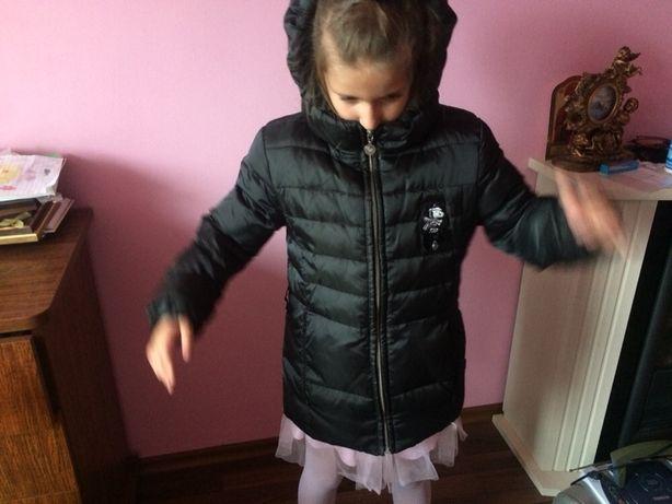 Куртка перьевая