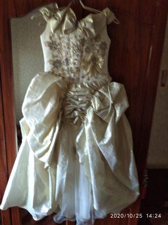 Бальное платье для девочки 9 - 13 лет