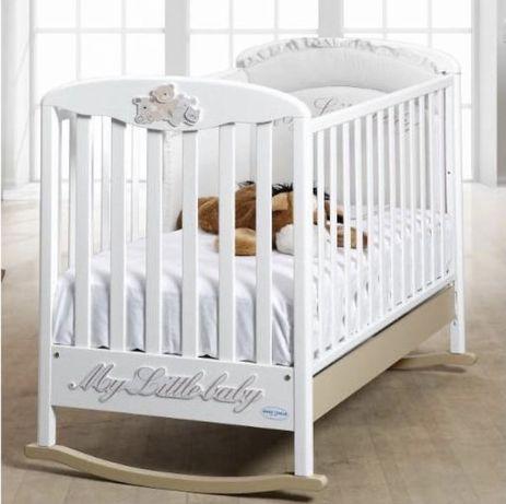 Кроватка с матрасом Baby Italia