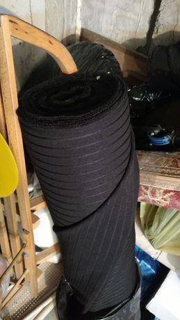 Materiał czarny belki