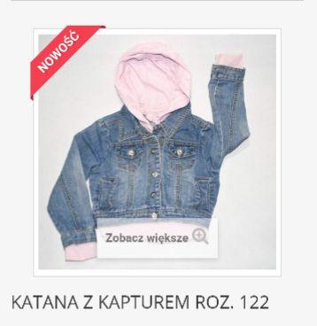 Katana Z Kapturem