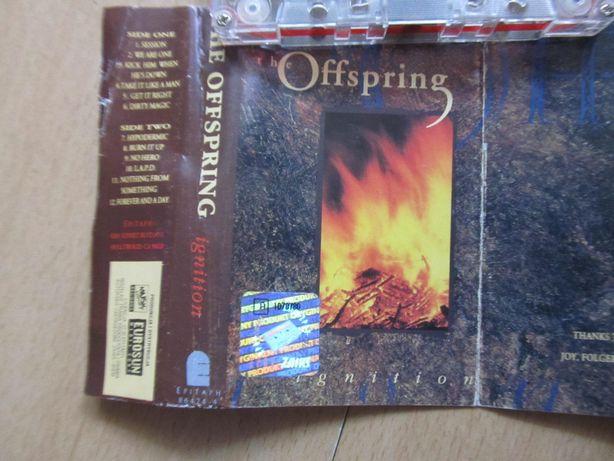 "The Off Spring- kaseta audio ""Ignition"""