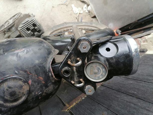 Wsk 125 b3 uszkodzona