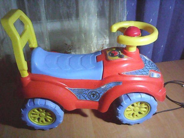 Машинка машина толокар