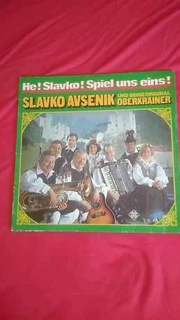 Płyta winylowa - Slavko Avsenik, bardzo dobry stan!