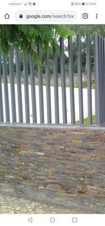 Pintura de grades portões portas