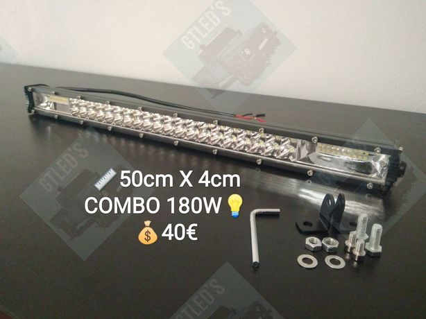 Barra Led Slim Combo 50cm