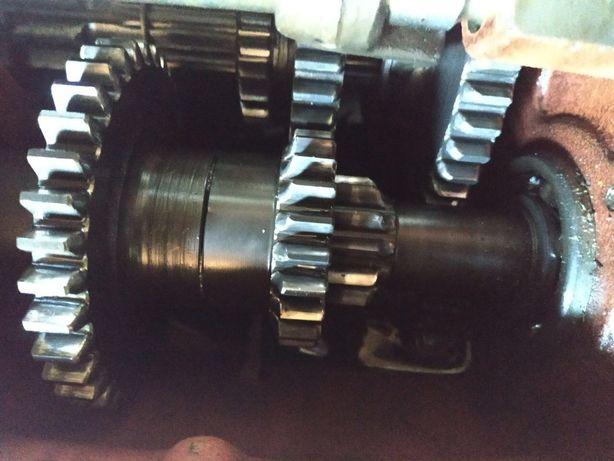 Коробка передач Claas Compact 30 (плоска)
