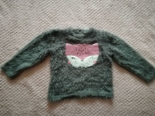 Ciepłe bluzy Lupilu sweter tex baby 86/92