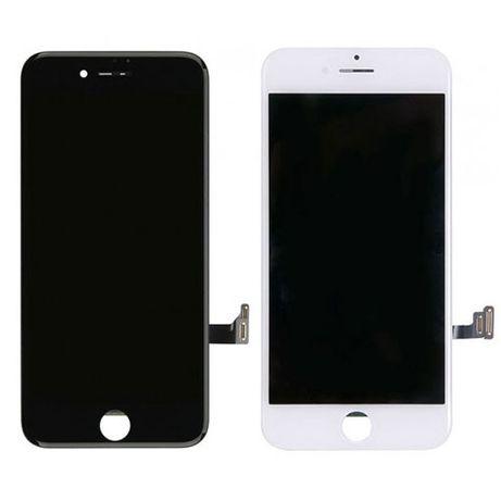 Ecra (LCD + Touch) para iPhone 8 Plus - Original - Preto e Branco