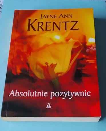 Absolutnie pozytywnie Jayne Ann Krentz