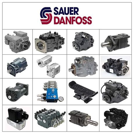 гидронасос 90R130, 90L130 Sauer Danfoss гидромотор 90M130