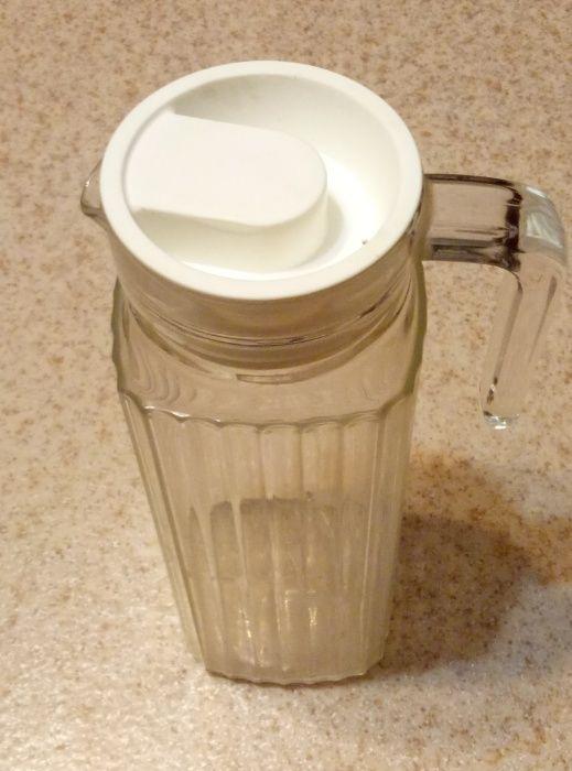 Кувшин Luminarc, стекло, 1 литр Житомир - изображение 1