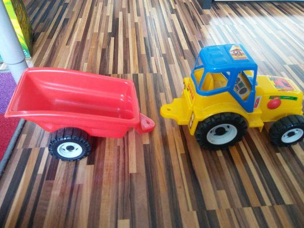 Trzy traktorki sprzedam
