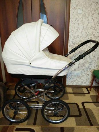 Продам коляску Aneco Venezia Classic эко-кожа для Вашего Ангелочка