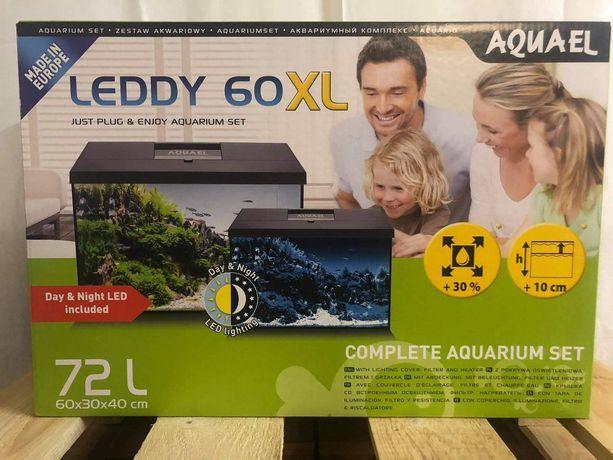 Zestaw akwariowy 72 L + wyposażenie!