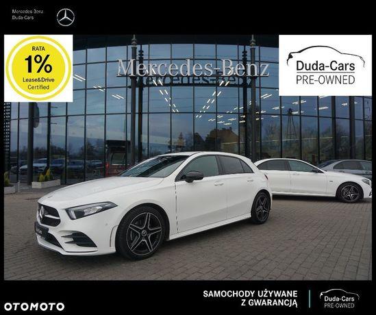 Mercedes-Benz Klasa A Mercedes Benz A180 W177 Linia AMG Night...