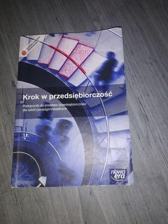 Książka o podstawach przedsiębiorczości