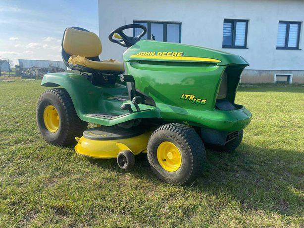 Kosiarka Traktorek John Deere Ltr 166