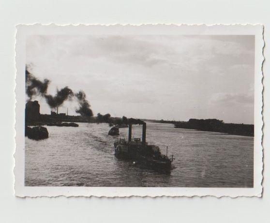 Stare zdjęcia Malbork Marienburg Nogat 1940