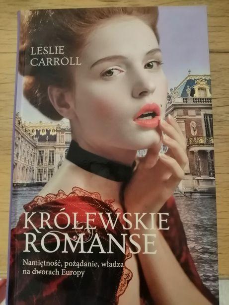 Książka Królewskie romanse Nowa